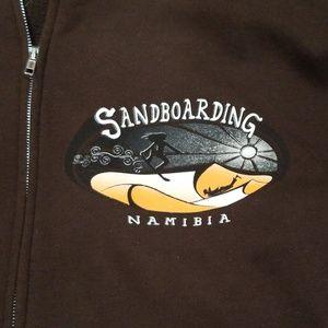 Namibia Sandboarding Sweatshirt